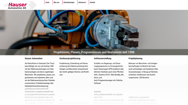 Hauser Automation